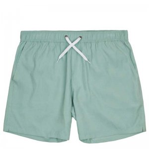 Mosmann Scuba Tailored Shorts Swimwear Blue Mint MSW0028