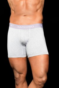 Narciso Boxer Brief Underwear KLEIN GREY
