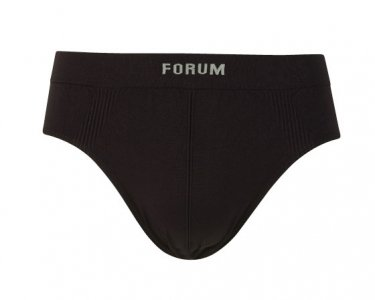 Forum Microfiber Seamless Brief Underwear Black 770-05