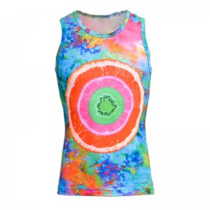 Andreas Diofebi The Trinitas Tutti Frutti Muscle Top T Shirt