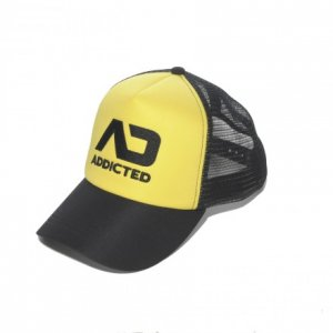 Addicted AD Fetish Hat Yellow AD385