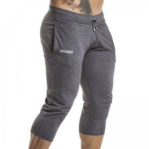 Gigo ATHLETIC GREY Jogger Three Quarter Pants J19152