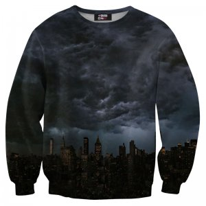 Mr. Gugu & Miss Go NYC Unisex Sweater S-PC073