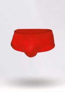 Geronimo Slip Brief Underwear Red 1861S2-4