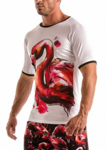 Geronimo Short Sleeved T Shirt 1914T5-1