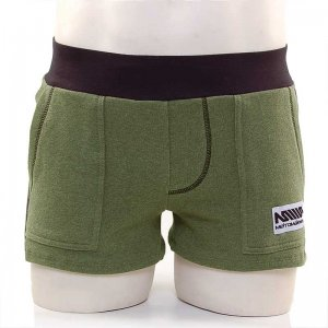 MIIW Boston Athletic Shorts Khaki 4712-26