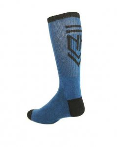 Nasty Pig Insignia Socks Blue 7398