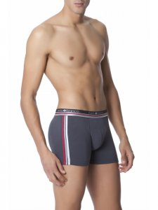 Punto Blanco Norfolk Boxer Brief Underwear Grey 3300540