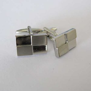 Distino Of Melbourne Formal Stepping Stone Cufflinks C02
