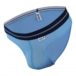 Dietz Komfort Brief Underwear Blue