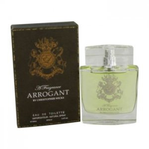 English Laundry Arrogant Eau De Toilette Spray 3.4 oz / 100 mL Men's Fragrance 462373