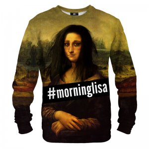 Mr. Gugu & Miss Go Morning Lisa Unisex Sweater S-PC903