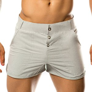 Gigo KAMIKASY GREY Shorts B30194