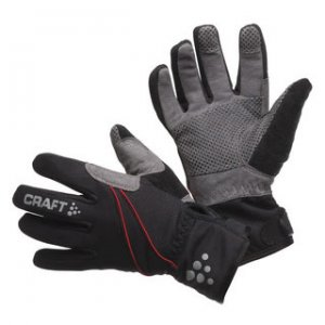 Craft Siberian Bike Gloves Black/Grey 192168