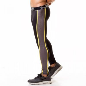 Jor Gladiator Athletic Pants Black 0373