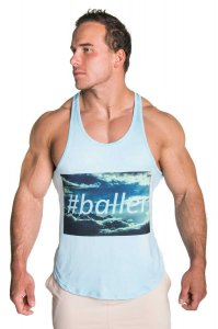 Jed North Classic Stringer Tank Top T Shirt Baller TANK005