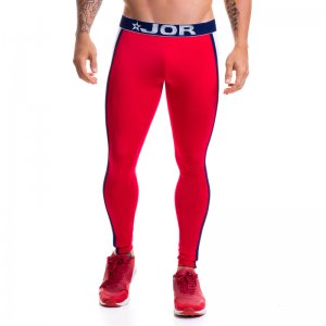 Jor GLADIATOR Long Pants Red 0373