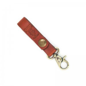 American Bench Craft Belt Loop Key Fob Key Ring