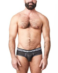 Nasty Pig Spitfire Brief Underwear Black 5627