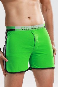 Nukleus Gift Collection The Gift's Nature Loose Boxer Shorts Underwear Green N-WG-03