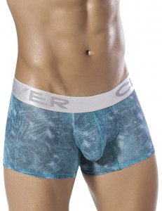 Clever Wild Spikes Boxer Brief Underwear Blue 2262