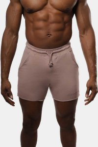 Jed North Striker Shorts Taupe JNBTM033