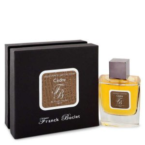 Franck Boclet Cedre Eau De Parfum Spray 3.4 oz / 100.55 mL M...
