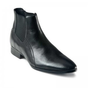 Croft Grant Shoes Black FLP609