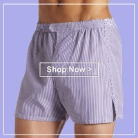 Men's Loose Boxer Shorts Underwear