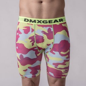 DMXGEAR PRO COMBAT Compression Shorts Mottled DMX18PC21
