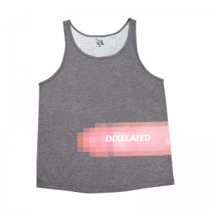 Gaytanks Dixelated Tank Top T Shirt