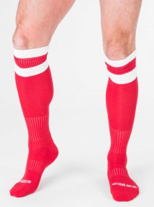 Barcode Berlin [3 Pack] Football Socks Red/White 90143-301