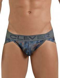 Clever High Class Brief Underwear Dark Blue 5389
