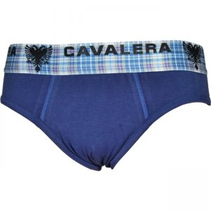 Cavalera Cotton/Elastane Brief Underwear Royal Purple 440-02