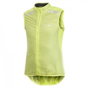 Craft Performance Bike Featherlight Vest Jacket Light Green 1901282