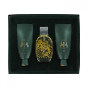 Ilana Jivago 24k Eau De Parfum Spray + Body Lotion + Shower Gel Gift Set Men's Fragrance 465396