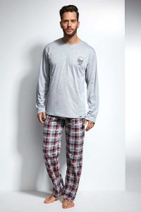 Cornette Great 2 124/111 Pyjama Long Sleeved T Shirt & Pants...
