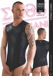 Eros Veneziani Muscle Top T Shirt 7032