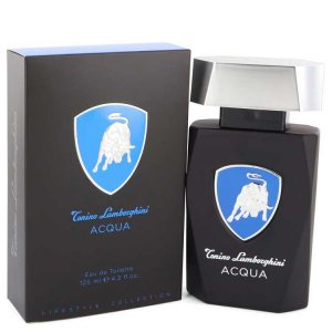 Tonino Lamborghini Acqua Eau De Toilette Spray 4.2 oz / 124.21 mL Men's Fragrances 543597