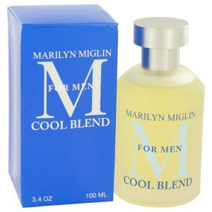 Marilyn Miglin Cool Blend Cologne Spray 3.4 oz / 100.55 mL M...