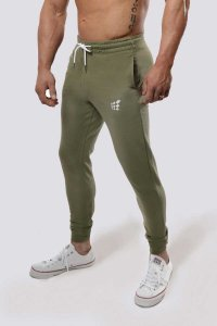Jed North Spirit Joggers Pants Olive JNBTM004