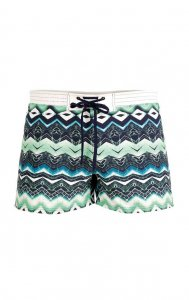 Litex Printed Shorts Swimwear 52700