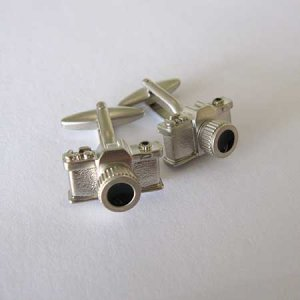 Distino Of Melbourne Novelty Camera Cufflinks CCAMERA