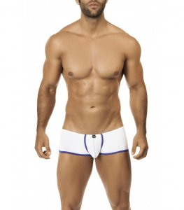 Intymen Pouch Mini Boxer Brief Underwear White 5618