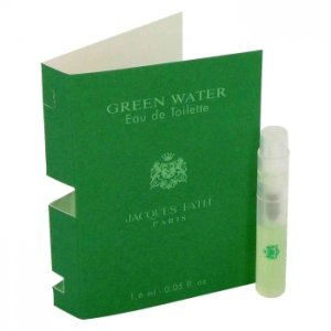 Jacques Fath Green Water Vial Spray (Sample) 0.05 oz / 1.47 ...