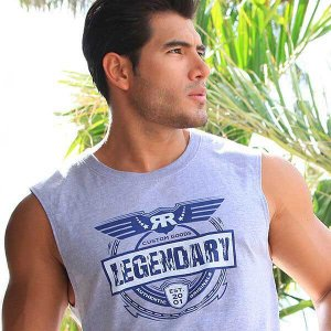 Ruff Riders Legendary Muscle Top T Shirt