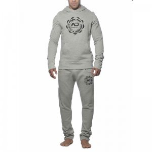 Addicted University Team Long Sleeved Hoody Sweater Heather ...
