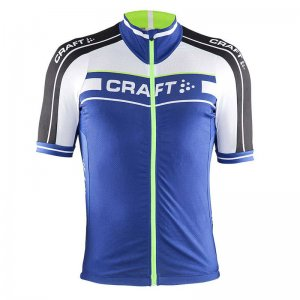 Craft Grand Tour Jersey Short Sleeved T Shirt Atlantic 1902615