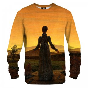Mr. Gugu & Miss Go Woman Before The Rising Sun Unisex Sweater S-PC1557