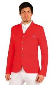 Litex Equestrian Riding Racing Jacket Red J1184